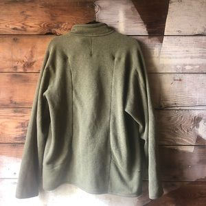 Patagonia Jackets & Coats - Patagonia Better Sweater Full Zip Jacket Green XL